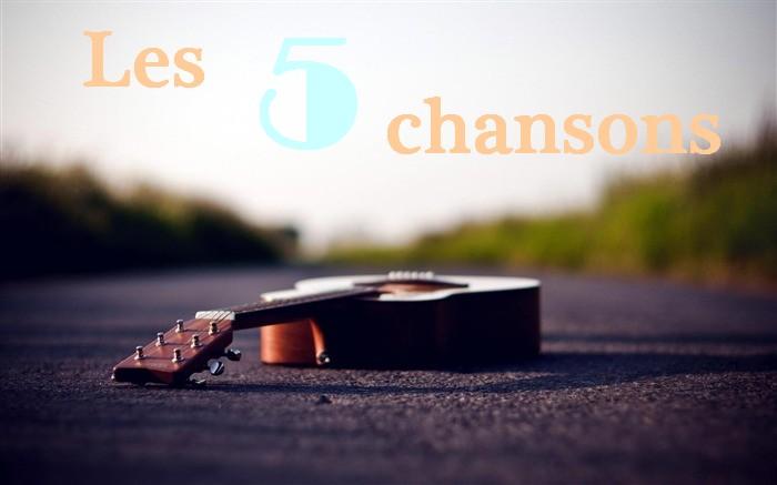 Les 5 chansons de bons français de tous les tyles