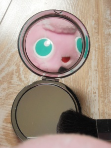 Concours été miroir de poche maison du monde Rondoudou Pokémon
