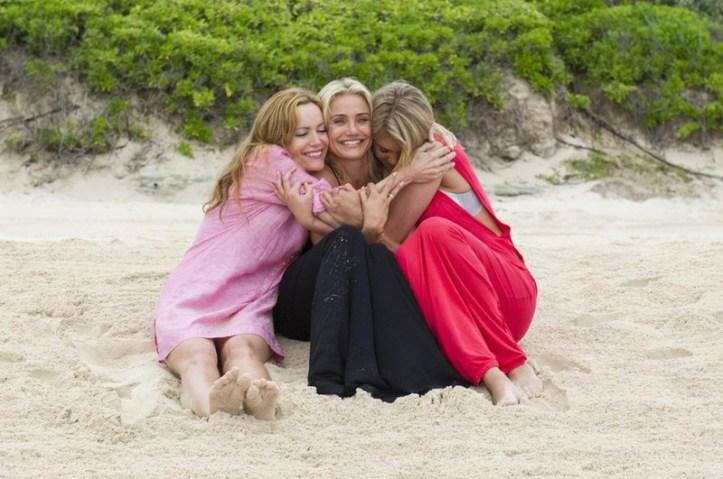 Triple alliance les 3 actrices