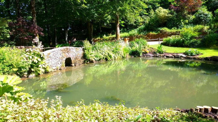 Le puy du fou 2014 paysage végétal