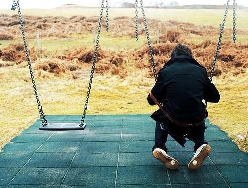 Alone balançoire