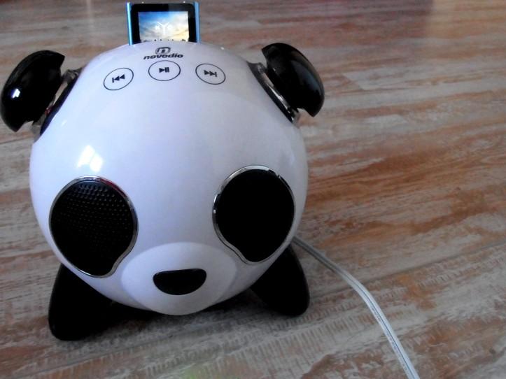 Brocante enceinte kawaii panda