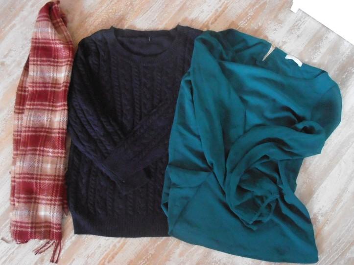 Brocante vêtements