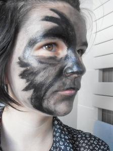 Etape 1 le fond de teint noir détail profil