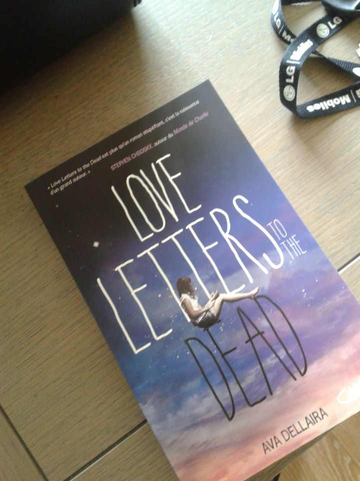 roman adolescent love letters to the death ava dellaira