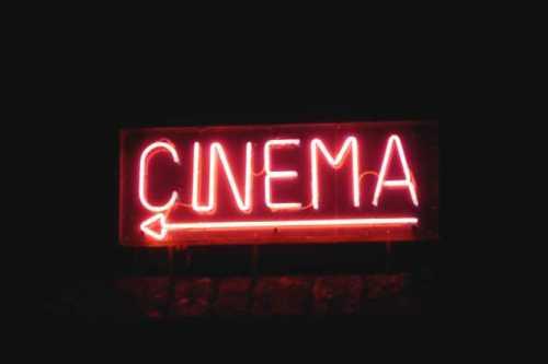 tumblr cinema red lights