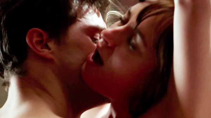 film 50 nuances de grey acteurs Dakota Johnson et Jaime
