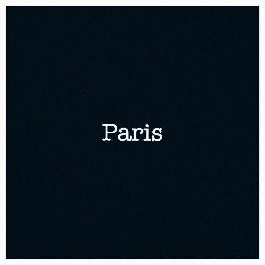 Paris, 13 novembre 2015, hommage et soutien