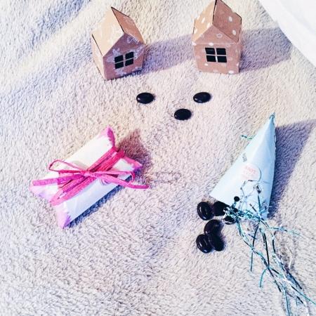 DIY 2 façons d'emballer ses cadeaux